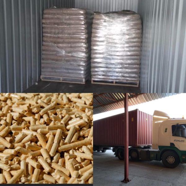 Wood Pellets Supplier From Europe